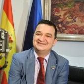 Francisco Martínez Arroyo, consejero de Agricultura, Agua y Desarrollo Rural,