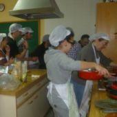 Programa de empleo de Cáritas Segovia