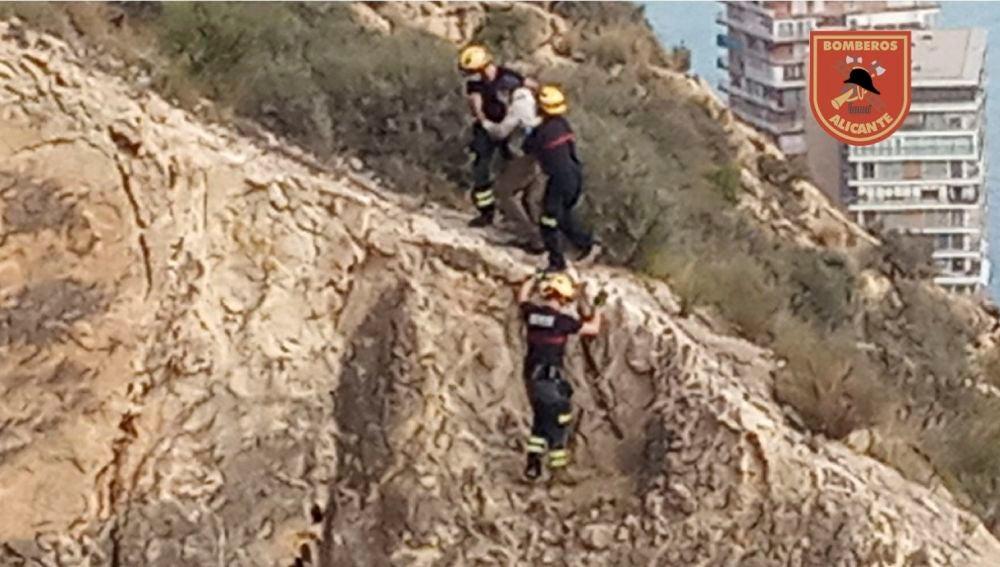 Operación del SPEIS en la Serra Grossa/1