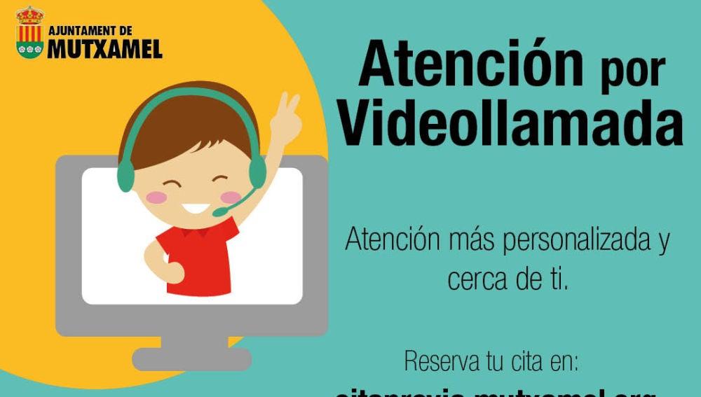 El Ayuntamiento se acerca a la ciudadanía y ofrece atención por videollamada