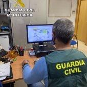 Un detenido por un delito de agresión sexual y un investigado por pornografía infantil en Ciudad Real