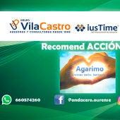 Recomend ACCIÓN!!! con Agarimo