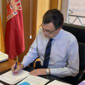 Alcalde de Murcia, José Ballesta