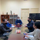 Reunión Oficina Municipal Horizonte Alcalá 2030