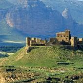 Arrancan las obras de restauración del Castillo de Montearagón