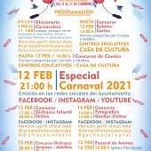 La alternativa para el carnaval herenciano marcado por las restricciones sanitarias