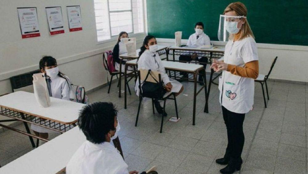 Consellería repartirá mascarillas FFP2 en los centros educativos