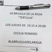 Tertulia La Rioja