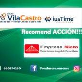 Recomend ACCIÓN!!! con Empresa Nieto