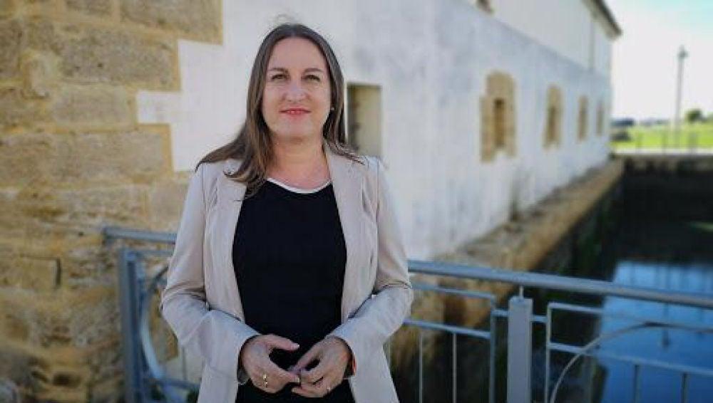 Regla Moreno, responsable de Turismo de San Fernando