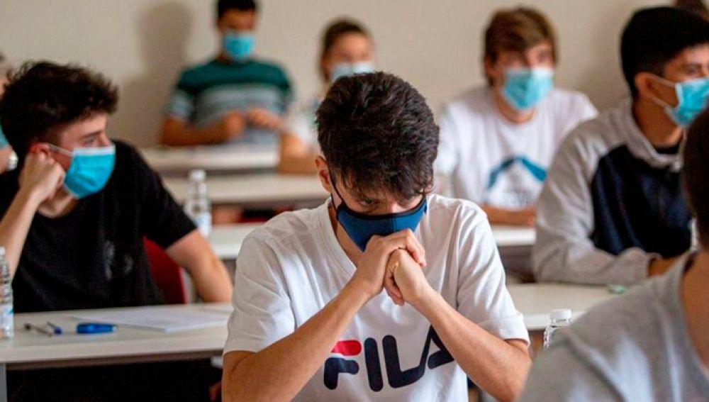 Universitarios en pandemia