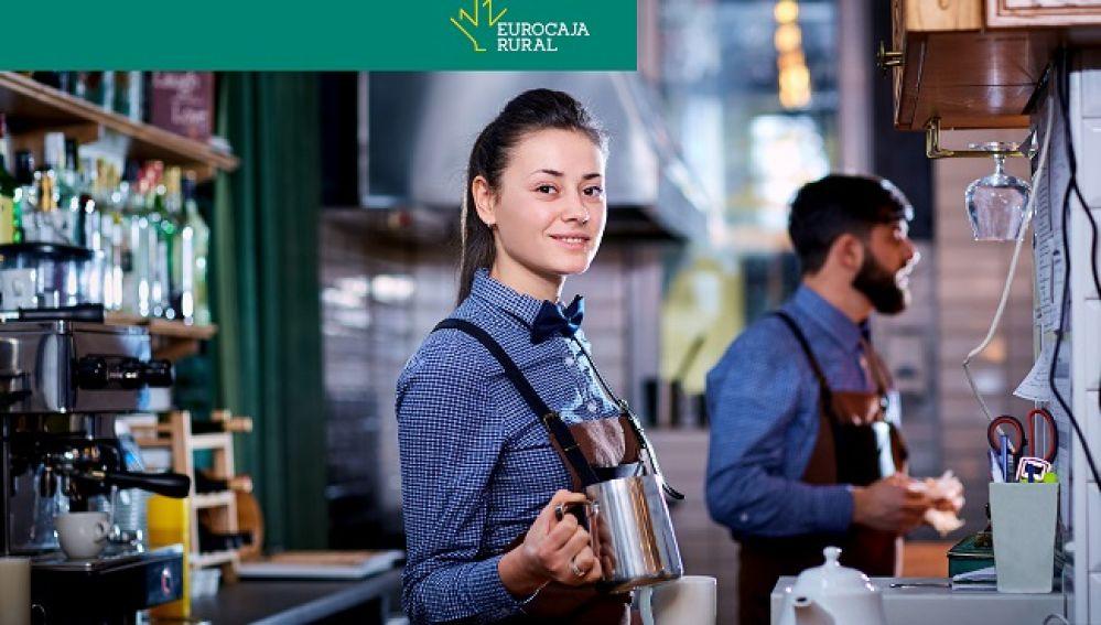 Ayudas de Eurocaja Rural al sector de la hostelería