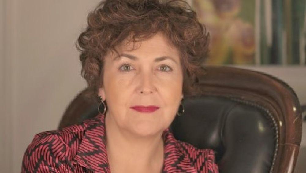 La presidenta del Colegio de Médicos de Alicante, María Isabel Moya