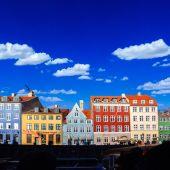 Copenhague, una ciudad llena de color