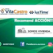 Recomend ACCIÓN!!! con Somos Vivienda