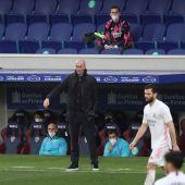 Zidane en Huesca
