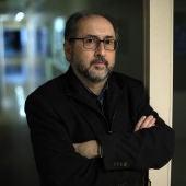 Víctor Iriarte, autor de la obra 'Budapest, un silencio atronador'