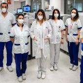El 'Hospital El Ángel' hace más de 2'5 millones de analíticas en un año