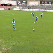 Coruxo 2-Deportivo 0