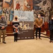 La exposición se ha presentado en la sede de la Diputación Provincial