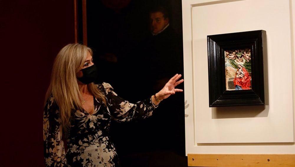 Cultura adquiere un relieve de La Roldana para el Museo de Bellas Artes por 150.000 euros