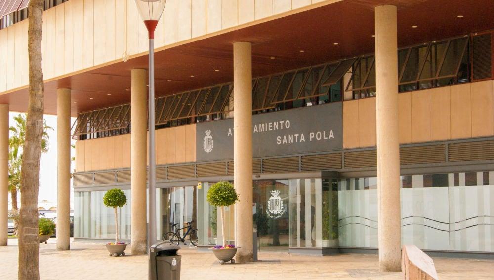 Ayuntamiento de Santa Pola.