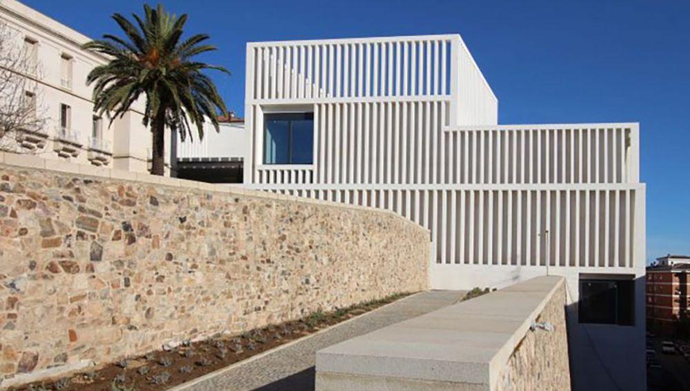 El Museo de Arte Contemporáneo Helga de Alvear de Cáceres abrirá sus puertas al público el viernes día 26 tras la inauguración oficial
