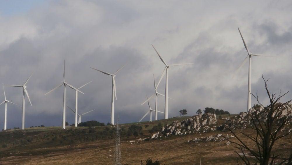La Coordinadora Ecoloxista consideran `extremadamente peligroso´ permitir eólicos en zonas protegidas