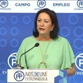 Consuelo Rodríguez Piriz, diputada autonómica del PP por Badajoz, y exconcejala de Cultura de la capital pacense fallecía este lunes a causa del coronavirus