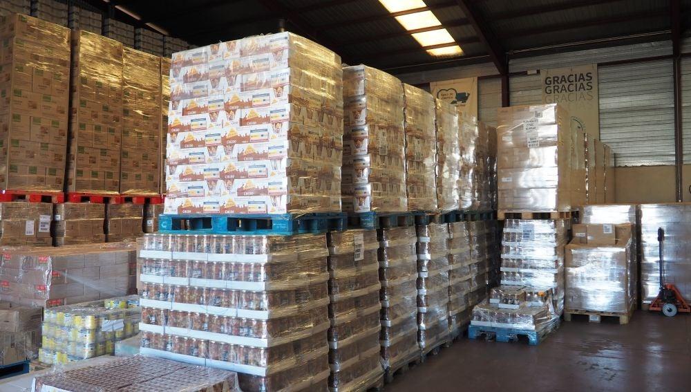 La Gran Recogida de Alimentos 2020 recaudó en Ciudad Real más de 150.000 euros