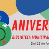 Aniversario biblioteca Ramón J. Sender