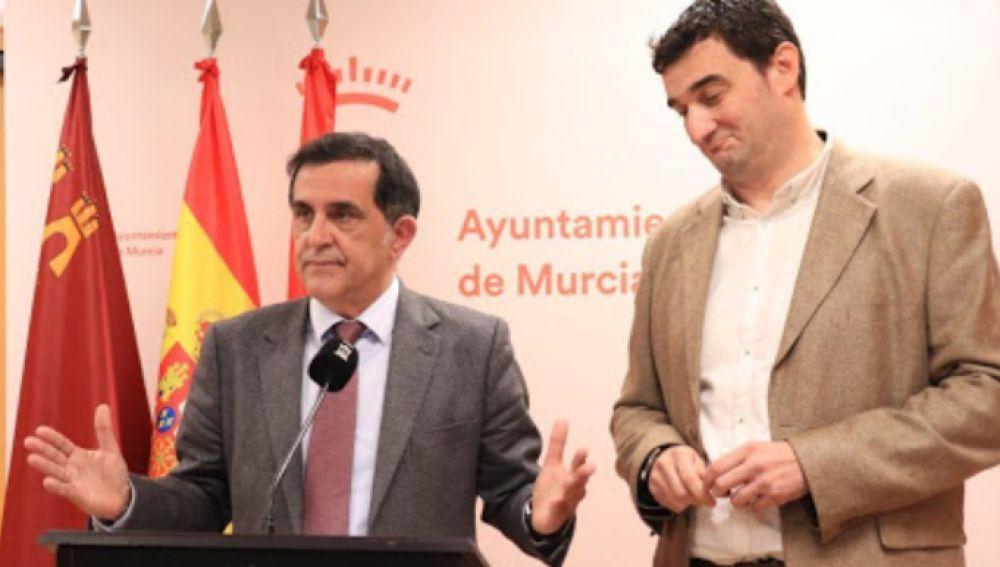 PSOE y Podemos llevarán al Pleno de nuevo el cese del concejal Felipe Coello