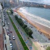 Paseo de San Lorenzo (Gijón)
