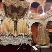 Fotografía de algunas de las piezas que se podrán ver en la Fundación Cajasol