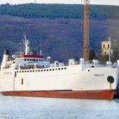 buque ganado puerto cartagena