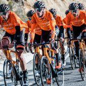Fundación Ciclista Euskadi en La Vuelta