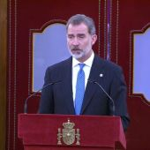 Discurso completo del rey Felipe VI en el acto de conmemoración del 23F