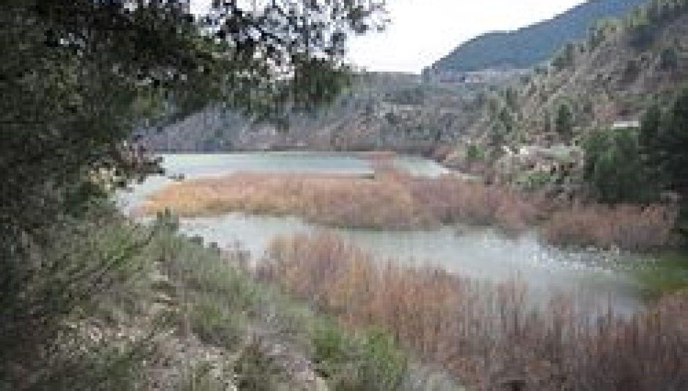 Río Monnegre en Alicante