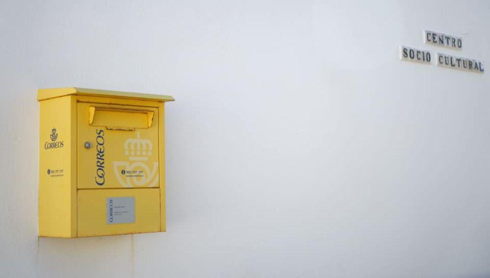 Se reactiva el servicio de Correos en Punta del Moral, en Ayamonte