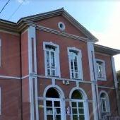 Edificio del antiguo hospital.