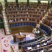Congreso aplaude mujeres víctimas violencia de género