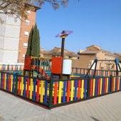 Parque infantil calle Enebro
