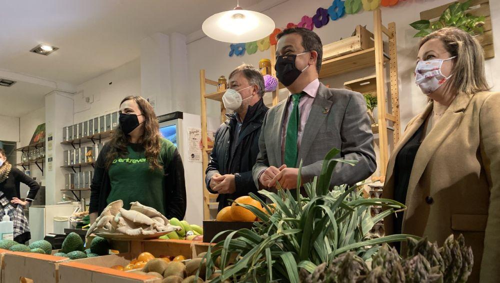 Coopera Natura Cuenca, establecimiento de productos ecológicos sin intermediarios