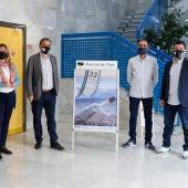 Cartel del Festival de Cine de Alfaz