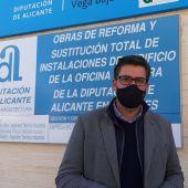 Hablamos con Javier Gutiérrez, Diputado de Infraestructuras del proyecto