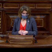 Vicepresidenta de Transición Ecológica Teresa Ribera