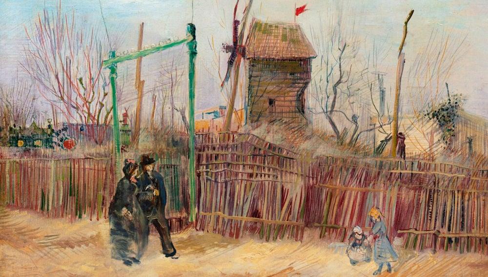 Un cuadro de Vincent Van Gogh va a ser subastado tras permanecer oculto un siglo