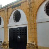 Actual mercado de abastos de Puerto Real