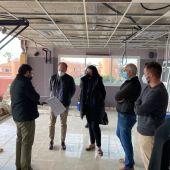 El proyecto contempla la ampliación del edificio de salas deportivas para la habilitación de una nueva zona