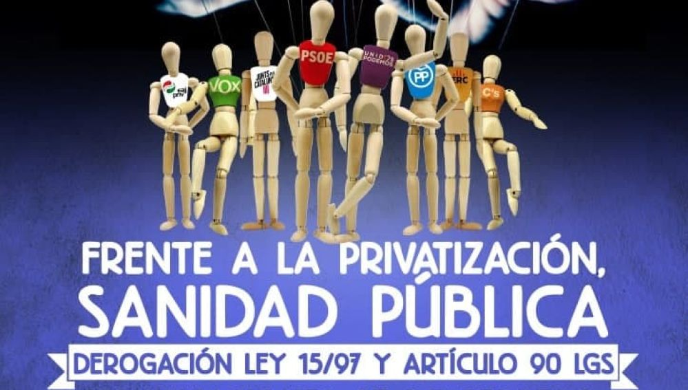 Alcázar se suma a las movilizaciones por la sanidad pública
